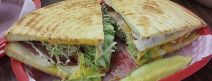 Zito's Delicatessen & Sandwich is one of Tyrone'nin Kaydettiği Mekanlar.