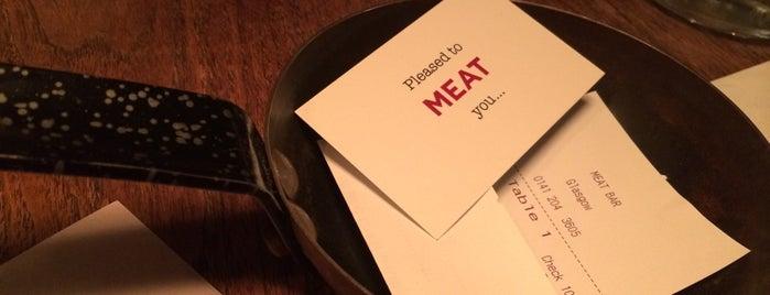 Meat Bar is one of Tempat yang Disukai Katya.