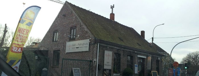 Excalibur Grill Palinghuis is one of Restaurants Gent.