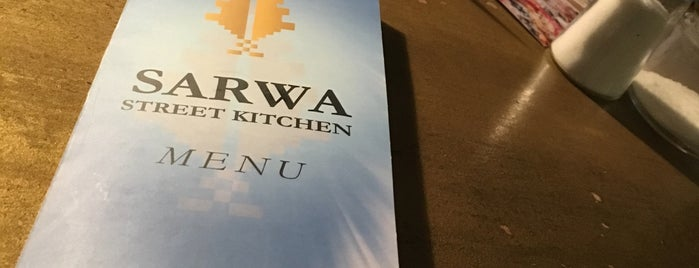 Sarwa Street Kitchen is one of Posti salvati di Phil.