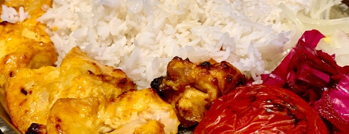1001 Nights Iranian Restaurant is one of Comida Asiatica.