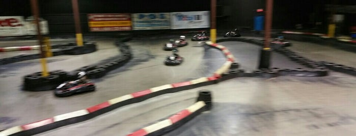 TBC Indoor Racing is one of Orte, die Moe gefallen.