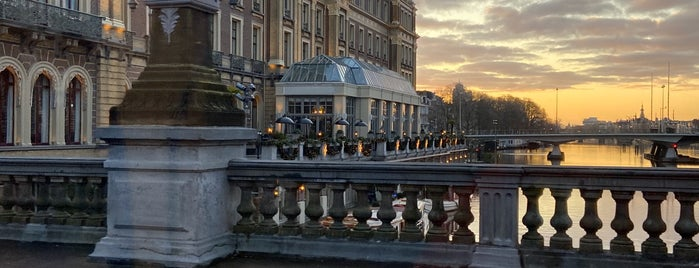 Amstel Bar & Brasserie is one of Lunch.