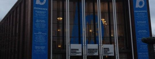 Schauspielhaus is one of #111Karat - Kultur in NRW.