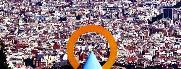 Camí del cel (Tibidabo) is one of Испания.