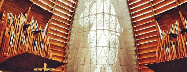 The Cathedral of Christ the Light is one of City: San Fracisco, CA.