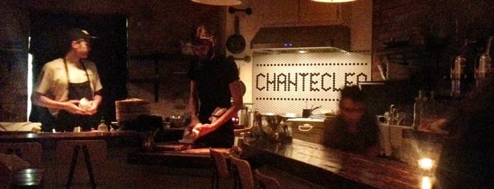 Chantecler is one of Toronto.