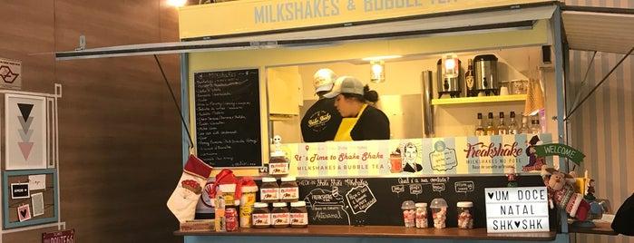 Shake Shake Milkshakes is one of Lugares favoritos de Mauricio.