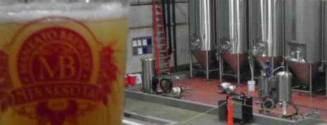 Mankato Brewery is one of Craft Beer Drinking.
