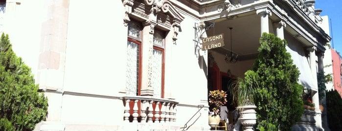 Hotel La Casona Del Llano is one of Lugares favoritos de Pato.