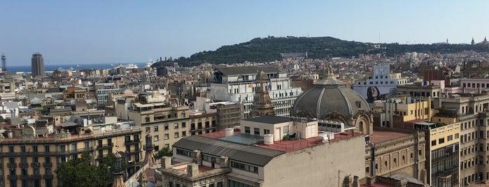 Rooftop Pool is one of Barcelona.