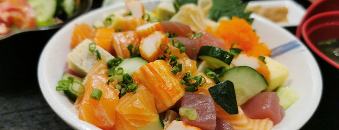 Sushi Den is one of BKK.