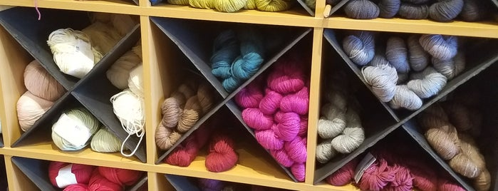 Alamitos Bay Yarn Company is one of one of these days: yarn.