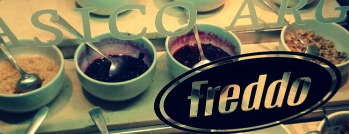 Freddo is one of ¡buenos aires querida!.