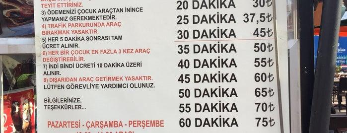 Göztepe Trafik Eğitim Parkı is one of Recent2.