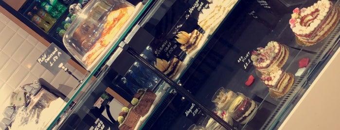 Baku Cafe is one of BF - Cafe.