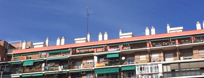 Plaza De Arturo Barea is one of Spain.