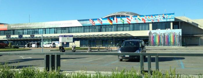 Aeroporto di Rimini Miramare (RMI) is one of Airports 2.