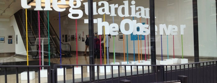The Guardian is one of Kings Cross Street Stories.