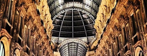 Galleria Vittorio Emanuele II is one of Best places of Greater Milan.