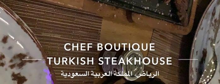 Chef Boutique is one of Queen: сохраненные места.