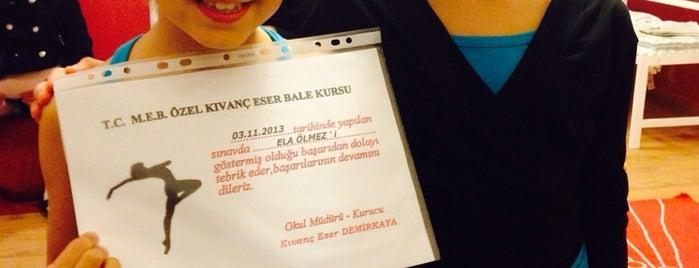 Kivanc Eser Tuzelturk Bale Ve Dans Okulu is one of Posti che sono piaciuti a 🅰hmet Metin.