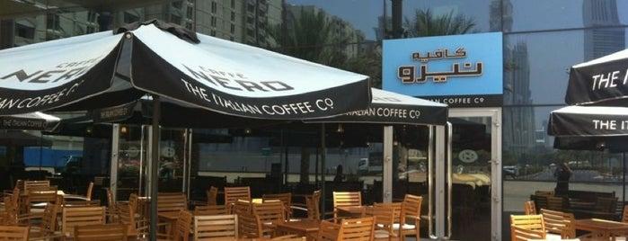 Caffè Nero is one of สถานที่ที่ Greg ถูกใจ.