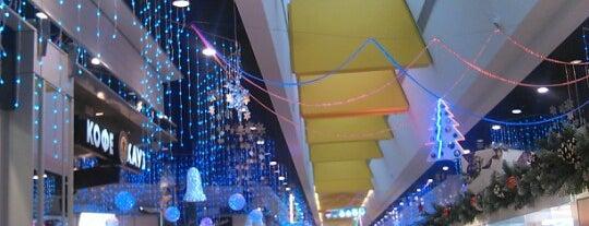 Raduga Mall is one of TOP-100: Торговые центры Санкт-Петербурга.