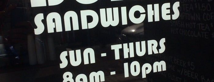 Bunk Sandwiches is one of Portland.