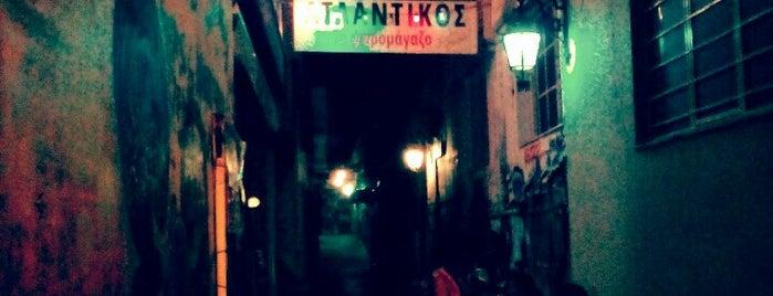 Atlantikos is one of Fresh Athens.