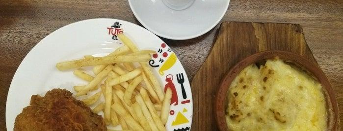 Tut's Egyptian Eatery is one of Kuala Lumpur.