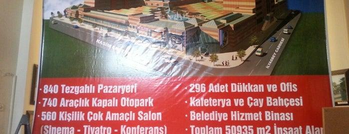 Keşan Belediyesi is one of Yeş'in Kaydettiği Mekanlar.