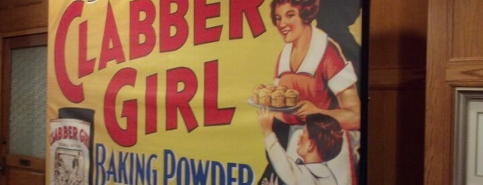 Clabber Girl is one of Work.