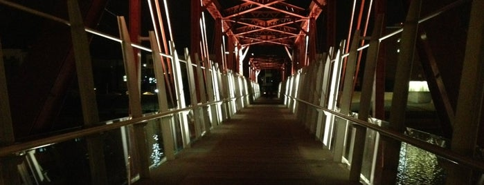 Union Railroad Bridge is one of Quiet time.