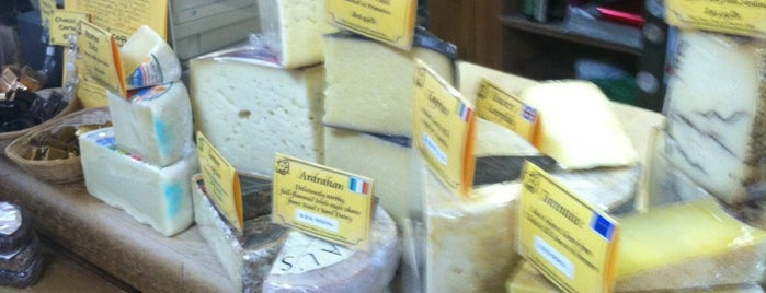 The Concord Cheese Shop is one of New England.