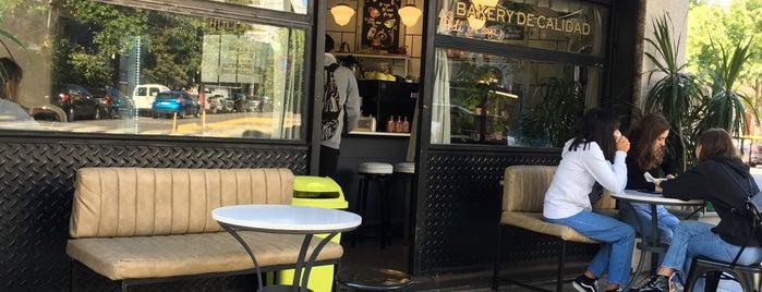 Juani Cafe is one of Merienda.