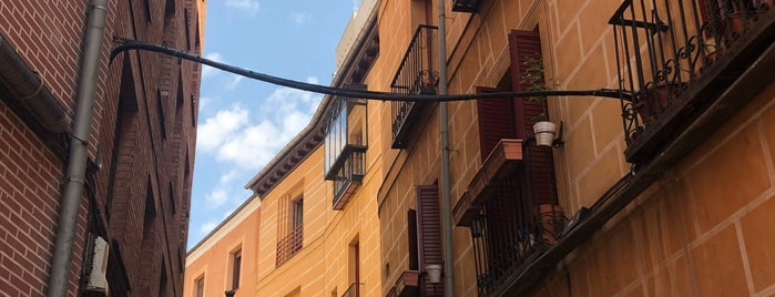 Calle del Codo is one of Madrid city guide.