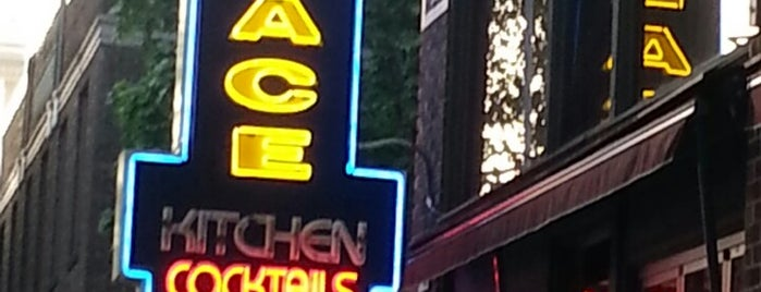 Palace Kitchen is one of Seattle Washington Restaurants—Gr8 Ones.