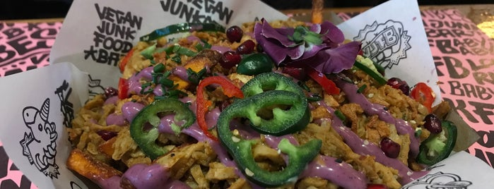 Vegan Junk Food Bar is one of Rotterdam.