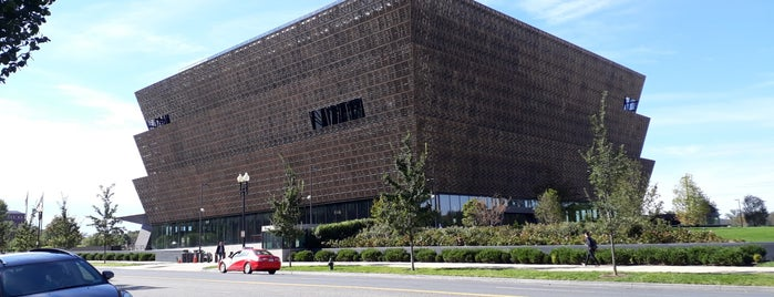 National Museum of African American History and Culture is one of Architecture.
