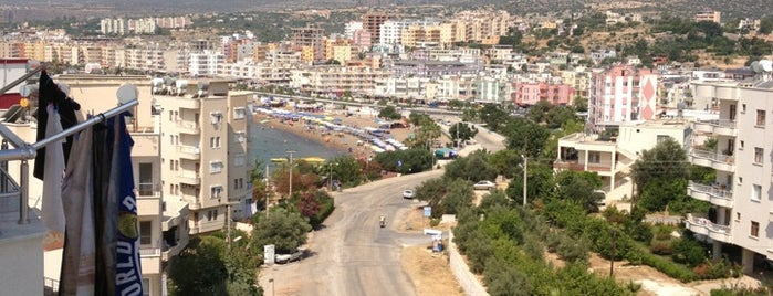 Ünlü Apart Hotel is one of Orte, die Yunus gefallen.