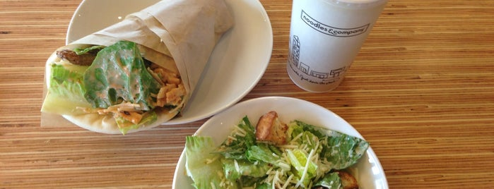 Noodles & Company is one of Boise.