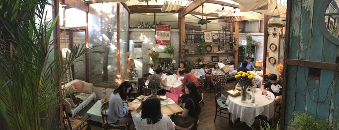 Le Petit Jardin is one of Shanghai Coffee/Tea.