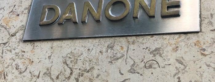 Danone is one of La otra Barcelona.
