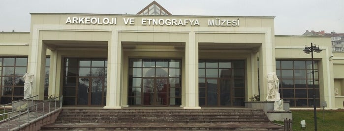 Kocaeli Arkeoloji ve Etnografya Müzesi is one of Locais curtidos por Canan.