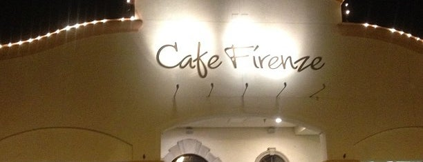 Cafe Firenze is one of Top Chef.