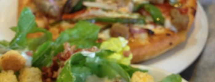 Pizza Hut is one of Pizzerias Italiana comida.
