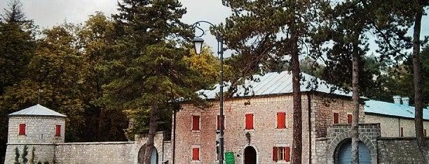 Njegošev muzej | Biljarda is one of visit again.