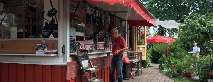 Gartencafe Naschkatze is one of 🐳.