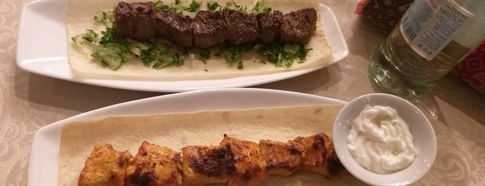 Derian Kebab is one of G&S Yerevan.